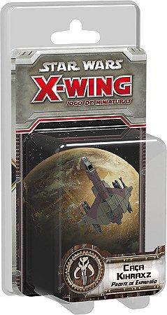Caça Kihraxz - Expansão Star Wars X-Wing
