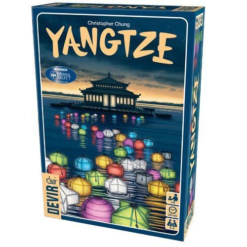 Pré Venda - Yangtze (Lanterns)