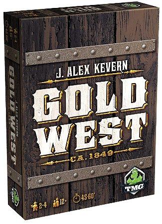 Pré Venda - Gold West