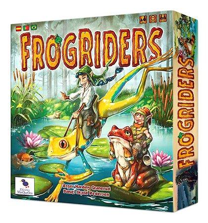 Pré Venda - Frogriders