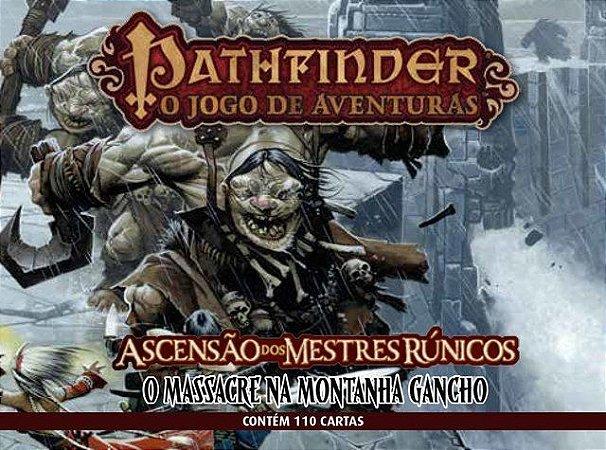 Pathfinder - O Massacre da Montanha Gancho (Expansão)