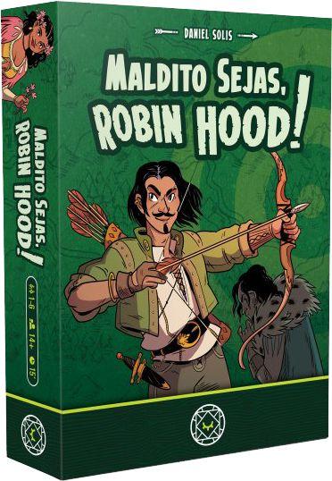 Malditos Seja, Robin Hood!
