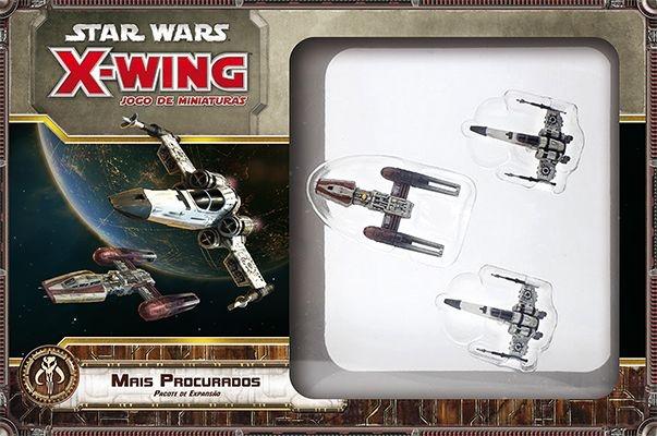 Mais Procurados (Most Wanted) - Expansão Star Wars X-Wing