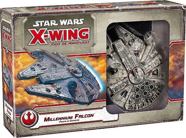 Millennium Falcon - Star Wars - X-wing