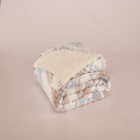 Cobertor Top Line Queen Lã de Carneiro 1 peça Lincy