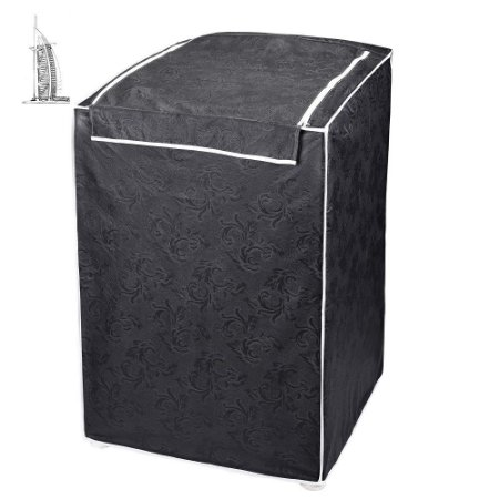 Capa para Máquina de Lavar Roupas Impermeável 7/8/9kg Grafit