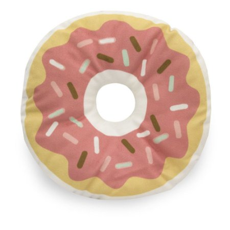 Almofada Infantil Suede Candy Donuts