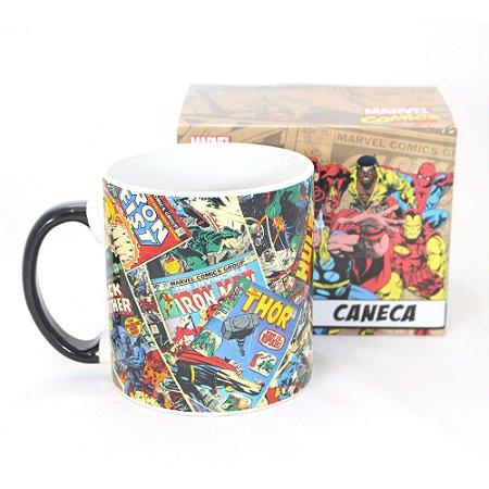 CANECÃO COMICS COVERS