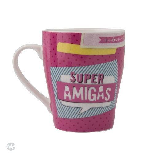 CANECA SUPER AMIGAS - SUPER AMIGAS