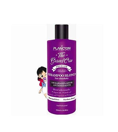 Shampoo Blond Liso Absoluto The Grand Cru 500 ml