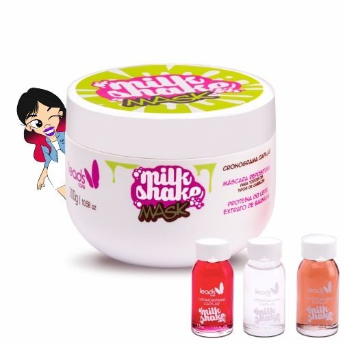 Milk Shake Kit Cronograma Capilar