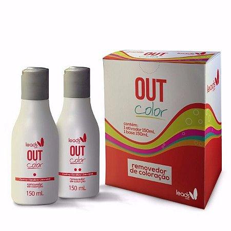 Out Color Kit Removedor Coloração