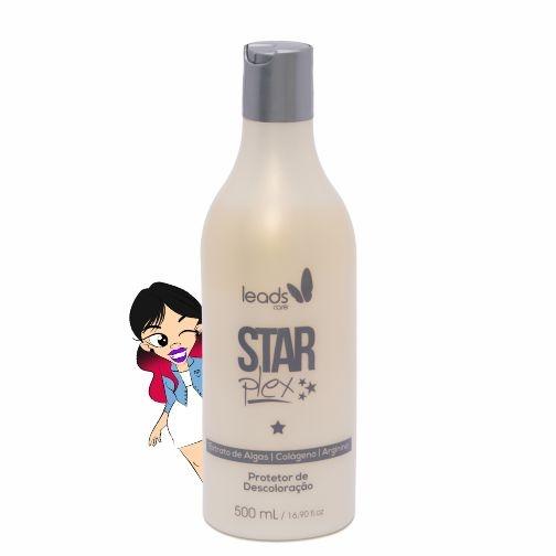 Star Plex Protetor de Descoloração 500 ml