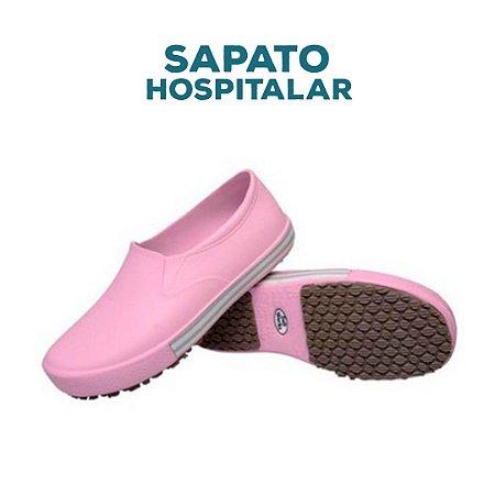 SAPATO HOSPITALAR MELHOR PRECO