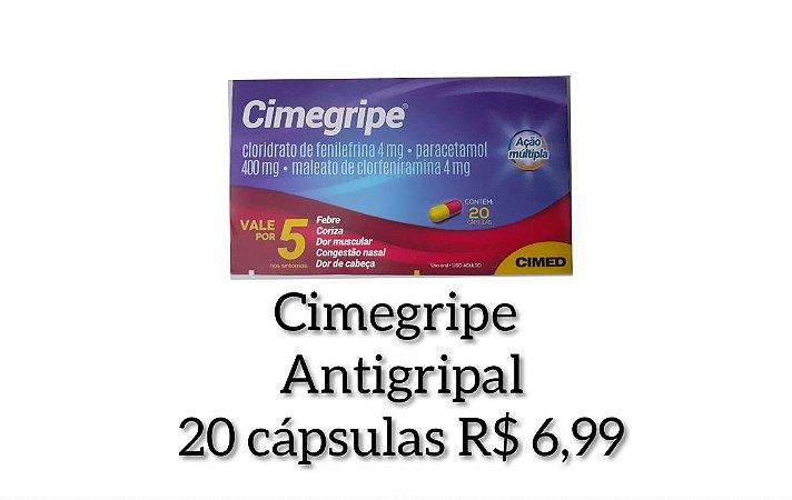 CIMEGRIPE ANTIGRIPAL