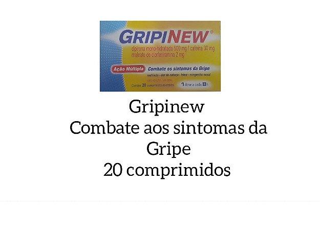 GRIPINEW  COMBATE SINTOMAS DA GRIPE