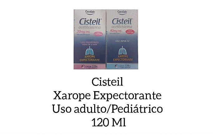 CISTEIL XAROPE EXPECTORANTE