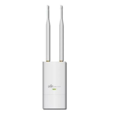 UNIFI UAP-UBIQUITI-OUTDOOR+ (EXTERNO) 2.4GHZ MIMO 300MBPS