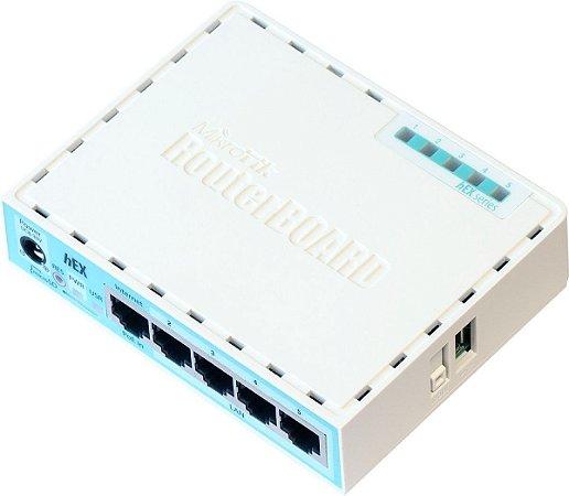 Routerboard Mikrotik Rb 750Gr3 880 Mhz 256 Mb L4