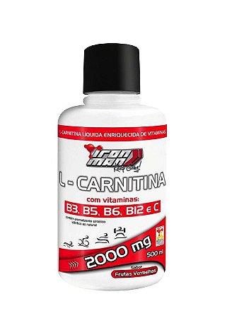 L - CARNITINA LIQUIDA  500 ML