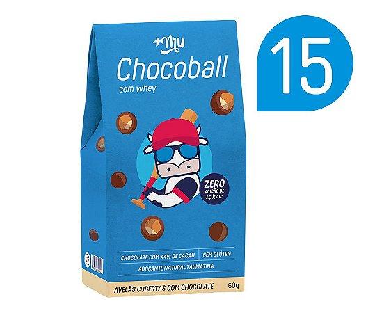Compre 12 Chocoball e Leve 15