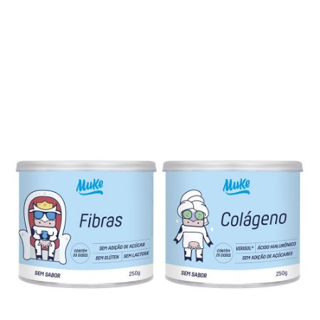 Combo Colágeno + Fibras