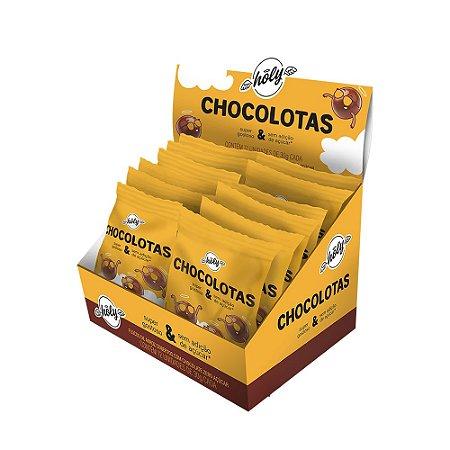 Chocolotas Holy - Caixa 12 unidades (360g)