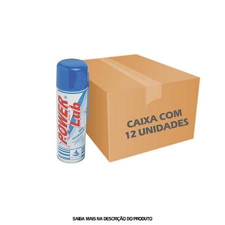 POWER LUB Desengripante 290ml - caixa com 12 unidades