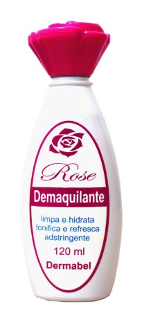 Demaquilante Rose 120 ml