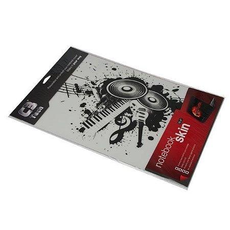 C3 Tech Skin p/ Notebook 15,6´ SN-1005