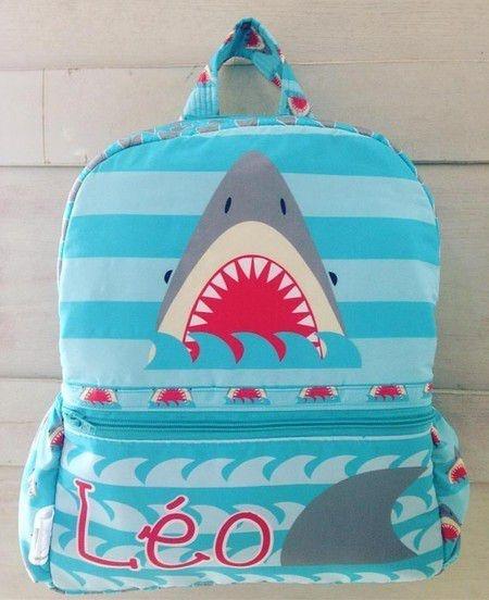 Mochila Personalizada Tubarão