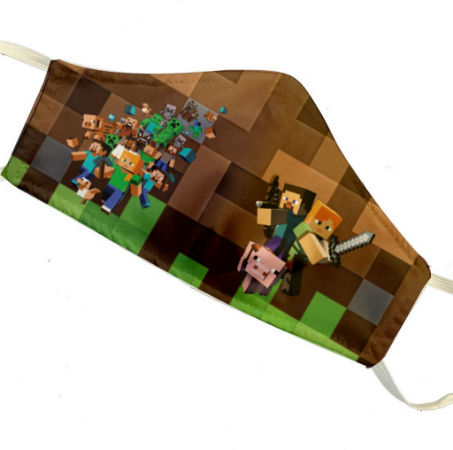Mascara Minecraft