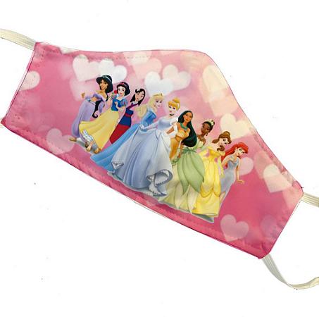 Máscara Princesas