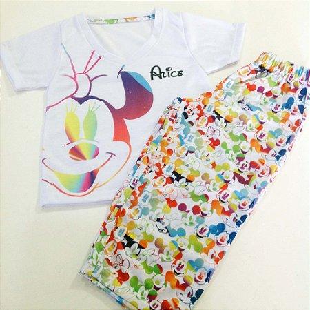 Pijama Personalizado Mickey
