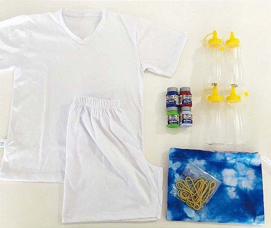 Kit DIY Tie Dye - MASCULINO