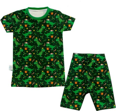 Pijama Natal Dinossauro