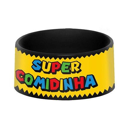 Comedouro Pet - SUPER COMIDINHA