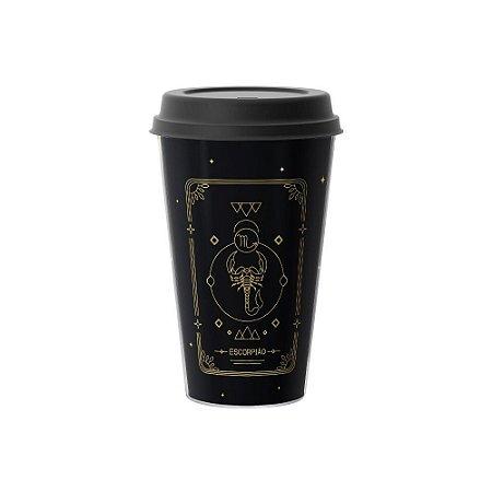 Copo Café 500ml SIGNOS - Escorpião