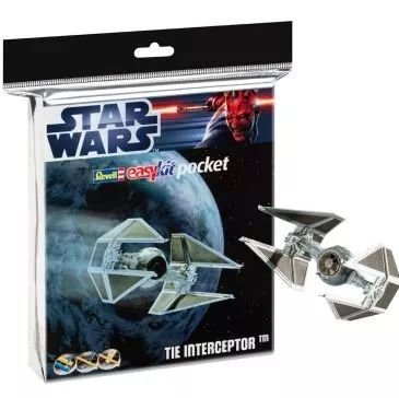 TIE Interceptor -POCKET- EasyKit Revell