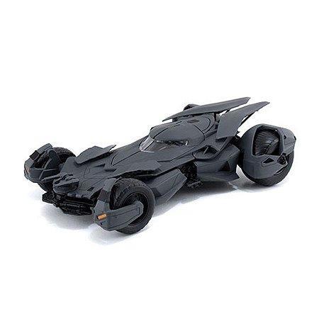 Miniatura Metal DIE CAST DC COMICS Batmóvel MODEL KIT