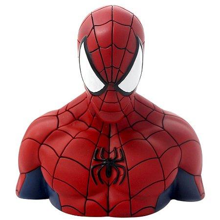 Cofre Busto Marvel Homem Aranha
