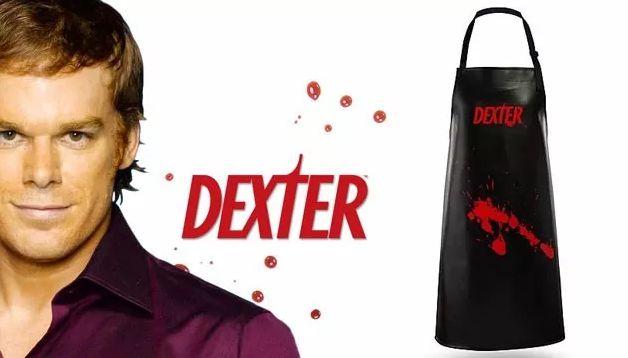 Avental Para Churrasco Dexter