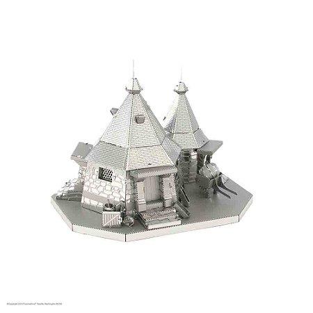 Mini Réplica de Montar HARRY POTTER Cabana de Rúbeo Hagrid
