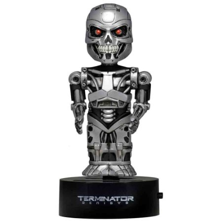 Estatueta Body Knocker EXTERMINADOR - Neca