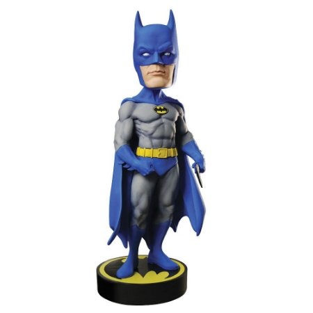 Estatueta Head Knocker BATMAN Clássico - Neca