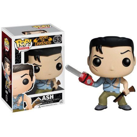 Estatueta Funko Pop! Army Of Darkness - Ash