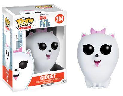 Estatueta Funko Pop! Pets - Gidget