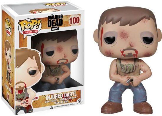 Estatueta Funko Pop! The Walking Dead - Injured Daryl