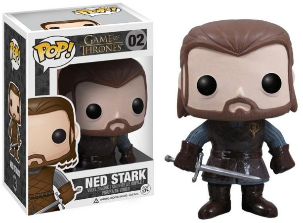 Estatueta Funko Pop! Game Of Thrones - Ned Stark