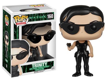Estatueta Funko Pop! Matrix - Trinity